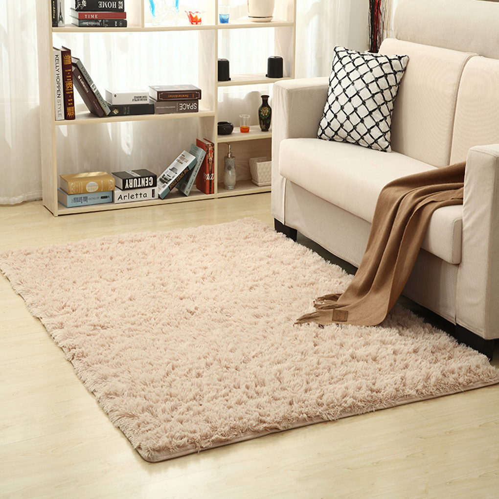 Hot Thick End Table Anti skid Floor Carpet Drawing Room Ground Mat Yoga Living Room Rug Bed Room Decor 120x160cm