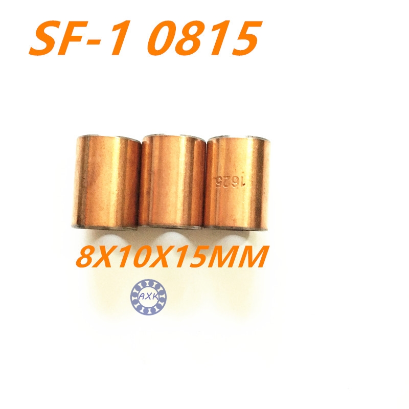 New 10pcs SF-1 1112 Self Lubricating Composite Bearing Bushing Sleeve 13*11*12mm
