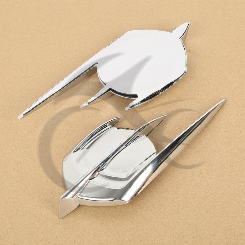 Эмблема хром Фалькон обтекатель Крышка для Хонда goldwing GL1800 2012-2013 0521-1100