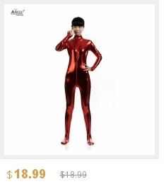 35d286a4a73 Ainclu Deep Pink Lycra Spandex Zentai Suit for Men Halloween Jumpsuit Romper.  We offer Rush order Same day ...