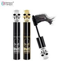Skull Shape Lengthening Mascara Curling Thick Mascara Maximum 14g 2016 New Arrival Eyes Makeup Brand HengFang