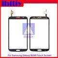Высокое качество Для Samsung Galaxy Mega 6.3 i9200 Touch Screen Digitizer Датчик Переднее Стекло Объектива бесплатная доставка
