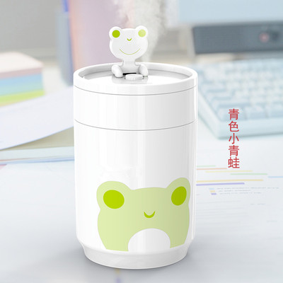 USB Mini Humidifier Small Office Desktop Dorm Room Household Air  Conditioning Cartoon Pig Design Mute Aromatherapy Machine In Humidifiers  From Home ... Part 38
