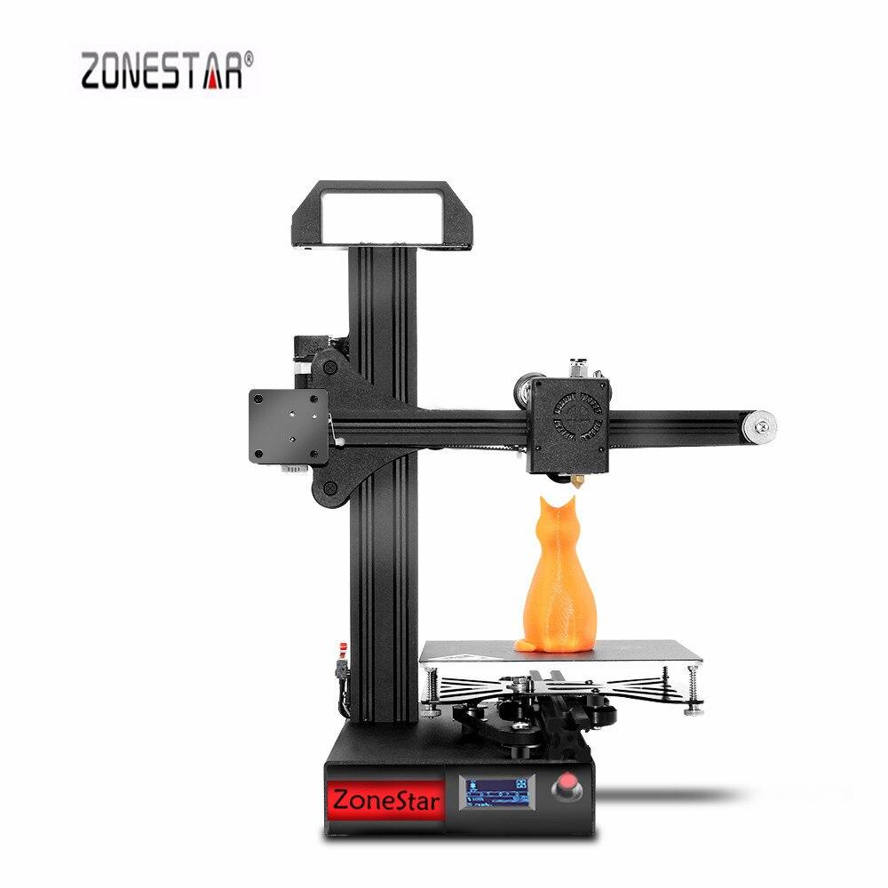 ZONESTAR Z6F Haute Précision L'éducation OLED Portable Mini 3d Imprimante