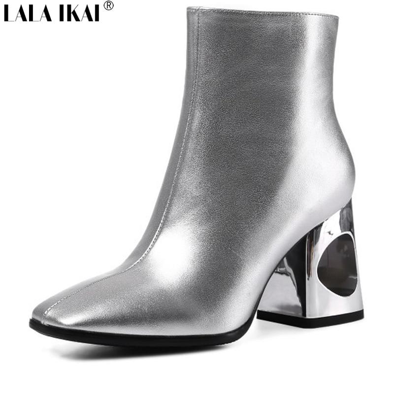 Online Get Cheap Silver High Heel Boots -Aliexpress.com | Alibaba