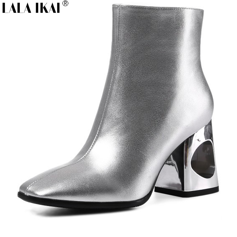 Online Get Cheap Black Patent Ankle Boots Ladies -Aliexpress.com ...