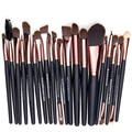 20pcs Makeup Brushes Set Foundation Eyeshadow Nose Mascara Lip Brush Makeup Tool High Quality Goat hair Make Up Set VD087 P10
