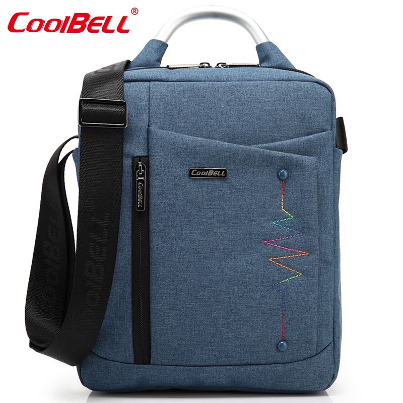 Cool Bell Brand Casual Fashion Bag For Ipad Air 2 3 Mini 4 Men Women Tablet 8 10 6 12 Inch Laptop Messenger In Bags Cases From
