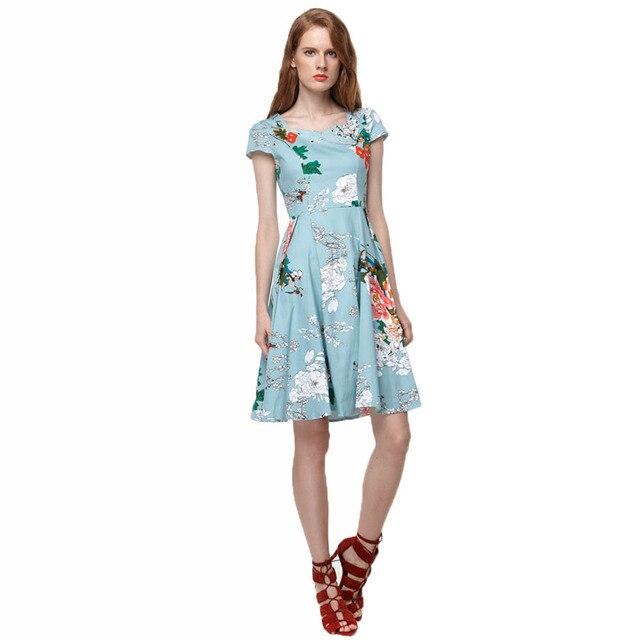 Teal Pin Up Dresses