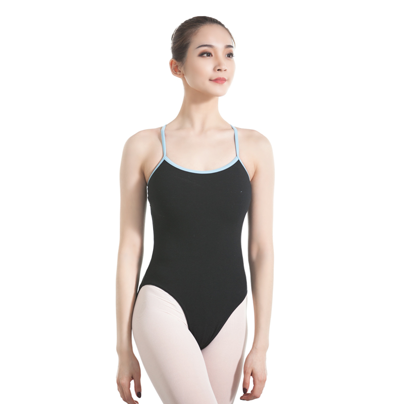 Black/Red/Purple Ballerina Gymnastics Leotard For Adult Ballet Leotards For Women Professional Dance Bodysuit Dance/Yoga Leotard