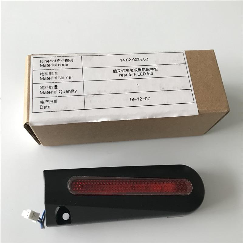 Rear Fork Left LED Light For Ninebot ES2 ES4 (4)