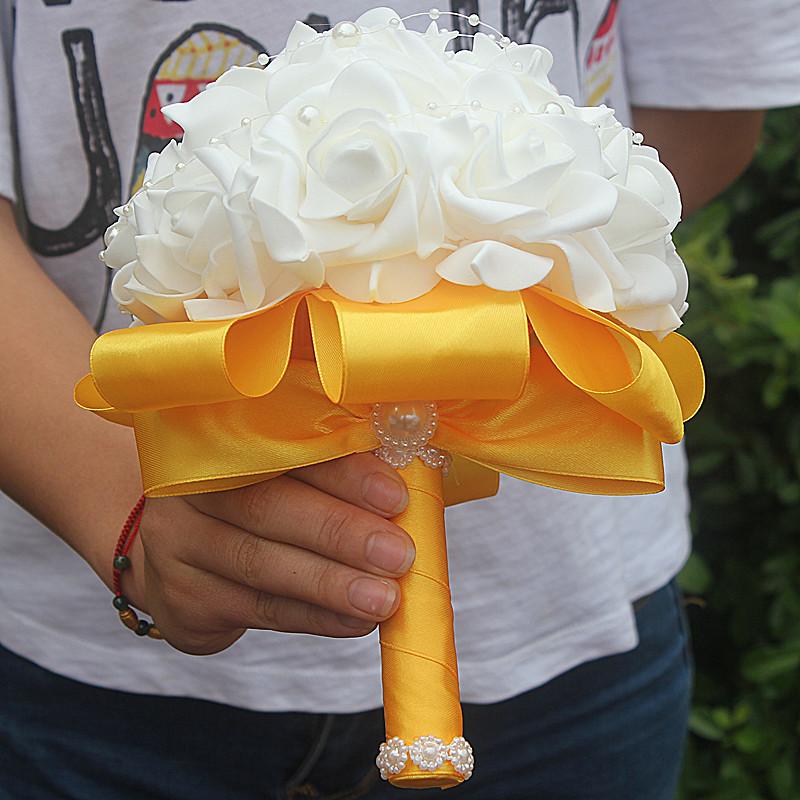 Foam Bridal Bouquet 15