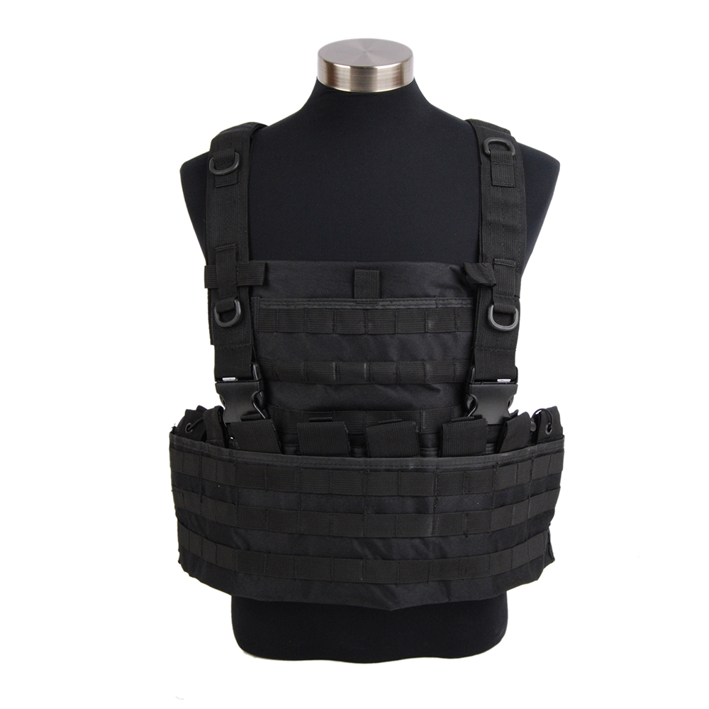 600D Nylon Tactical Molle Hunting Vest With Hydration Pouch CS Chest Protection Plate Combat Army Military War Game Body Armor jinjuli nylon tactical pouch