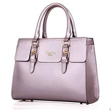 Luxury Handbag With Buckle