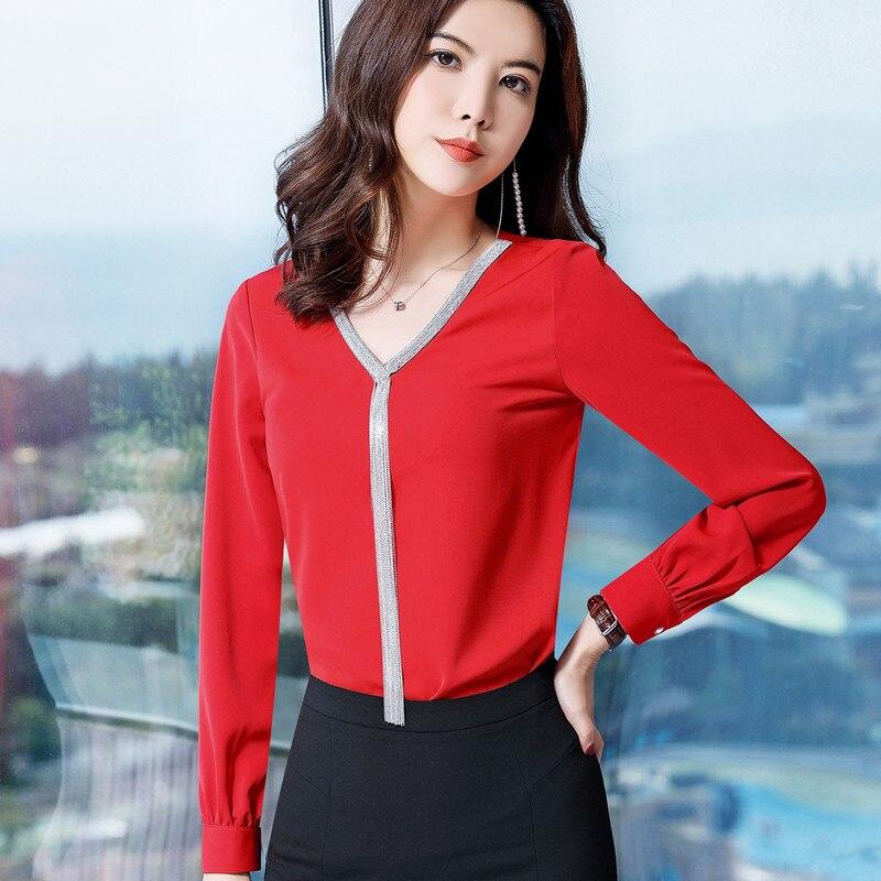 Windoson Womens V-Neck Bandage Blouse,Ladies Fashion Camouflage Print Top Long Sleeve T-Shirt