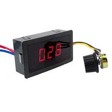 цена на Digital Display DC Speed Regulator Adjustable speed control board