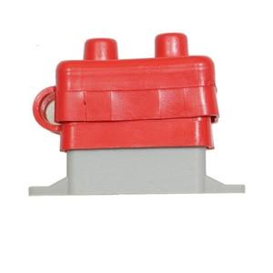 Image 4 - 12 V 30A/40A/50A damızlık hattı koruyucu kırmızı koruyucu kapak öz kurtarma aşırı yük sigorta