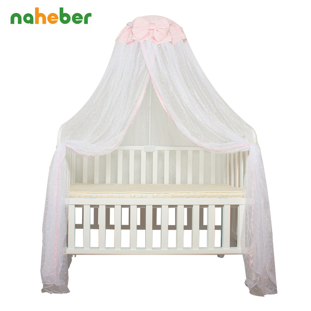 Baby Crib Mosquito Net For Infants Portable Newborn Cot Folding Canopy Boys Girls Summer Netting Portector  sc 1 st  AliExpress.com & Baby Crib Mosquito Net For Infants Portable Newborn Cot Folding ...