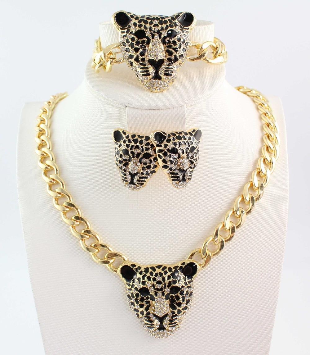 Leopard Earring Fashion