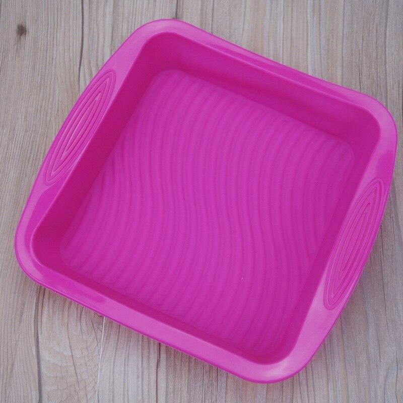 Fácil de Limpiar de Silicona Pan Tostado Molde de Cocina Para Hornear Molde Para