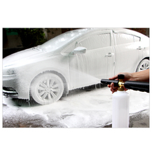 AutoCare New type snow foam lance For Nilfisk Rounded Fitting for Nilfisk, Gerni, Stihle Pressure Washers  Foam Spray Adjustable