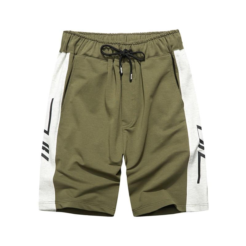 Male Beach Boardshorts Casual Men Shorts Fashion Summer Brand New Drawstring Comfortable Cotton Shorts Mens Short Bermuda Beach