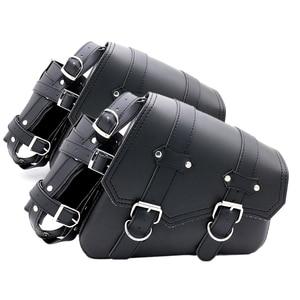 1 Pair Motorcycle Saddle Bags