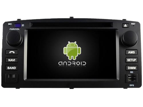 OTOJETA Android 8.0 car DVD octa Core 4GB RAM 32GB rom with IPS screen multimedia player for TOYOTA COROLLA 2004-2007 radio