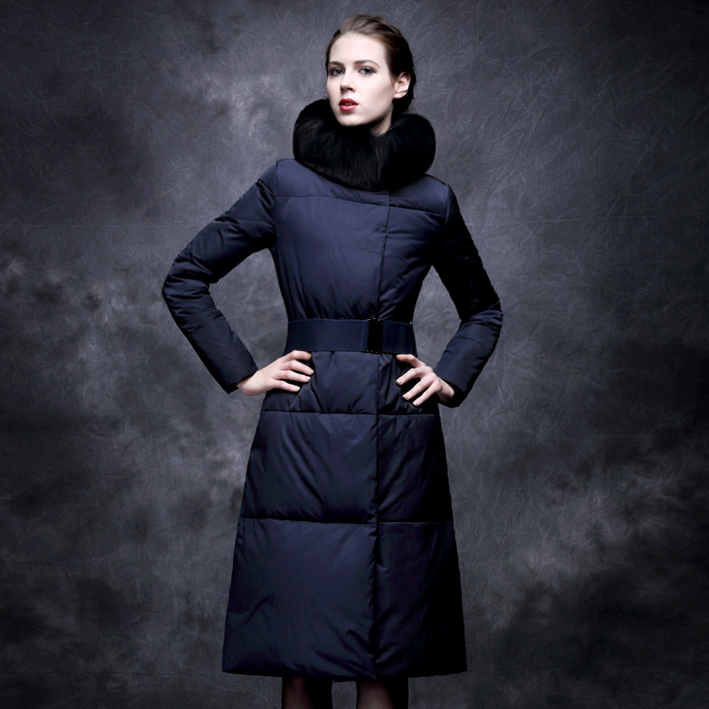 0b121b750ea 2015 super long down jacket for women winter coat womens winter jackets and coats  2016 winter long down jacket coat stand collar-in Parkas from Women s ...