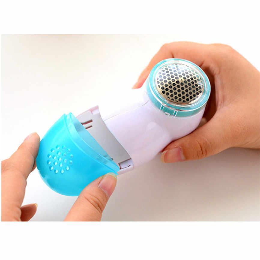 Toz pamuk tiftiği temizleyici ev elektrikli saç top düzeltici topu saç çıkarıcı tıraş makinesi saç temizleyici silecek araçları Nov #2