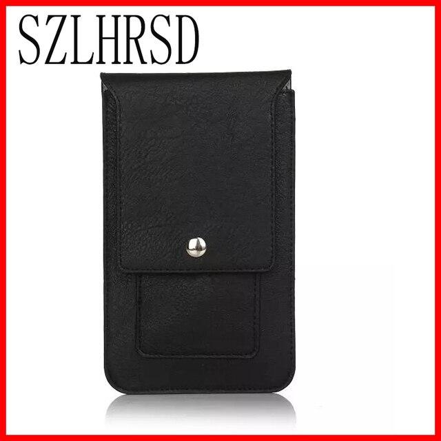 For Bylynd P8000 Case for For PPTV King 7 7s Phone Bag Card holder Hook Loop Belt Pouch Holster Bag