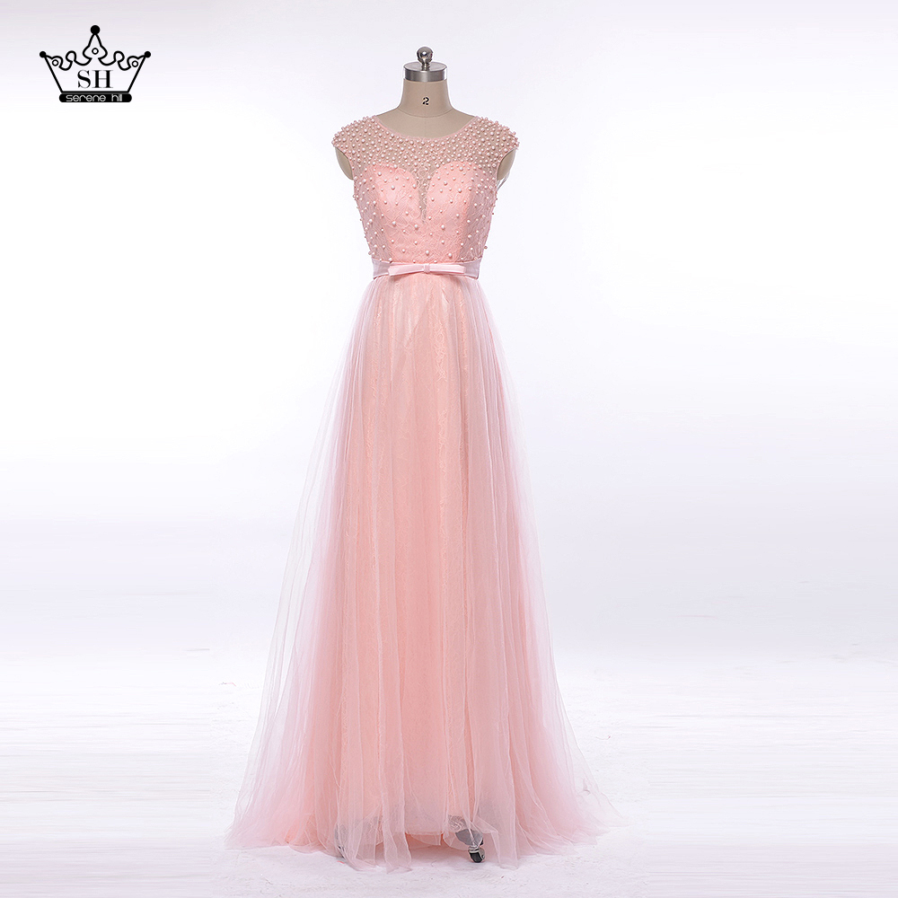 Popular Pearl Pink Dress-Buy Cheap Pearl Pink Dress lots from ...