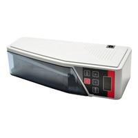 Money Counter 2W Mini Portable Electric Bills Cash Counting Machine for Bank Finance Equipment Suppport All Bills (EU Plug)