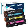 LCL 305A CE410A CE411A CE412A CE413A (4-Pack) Совместимый Картридж для Hp Laserjet Enterprise300 M351m375nw M451nw/M451