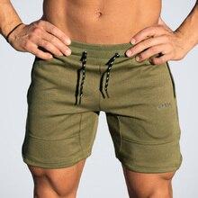 2017 Quality Men Golds Brand Fitness Shorts Mens Professional Bodybuilding Short Pants Gasp Big Size