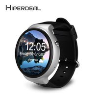 HIPERDEAL Smart Watch 2G 16G Full Circle 3G Card Sleep Wifi Heart Rate Step Multi Languages