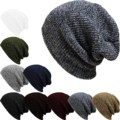 2015 hot style men street dance set head cap Concise and knitting wool cap Autumn and winter outdoor knitted cap Christmas N643