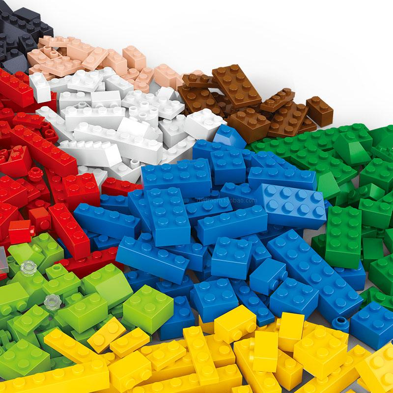 0502 Building Blocks 415pcs DIY Creative Bricks Toys for Children Educational Bricks 0502 Building Blocks 415pcs DIY Creative Bricks Toys for Children Educational Bricks