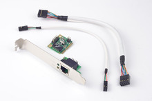Mini PCIe to 1Port Gigabit Card Ethernet Network Adapter 10 100 1000M For Server