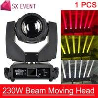 230W 7R Moving Head Sharpy Beam Lyre 230W 7R Moving Head Light Beam 230 Beam 7R Disco Lights for DJ Club Nightclub Party
