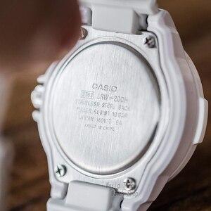 Image 4 - Casio watch diving women watches Set top brand luxury 100mWaterproof Quartz watch ladies Gift Clock Sport watch wome reloj mujer