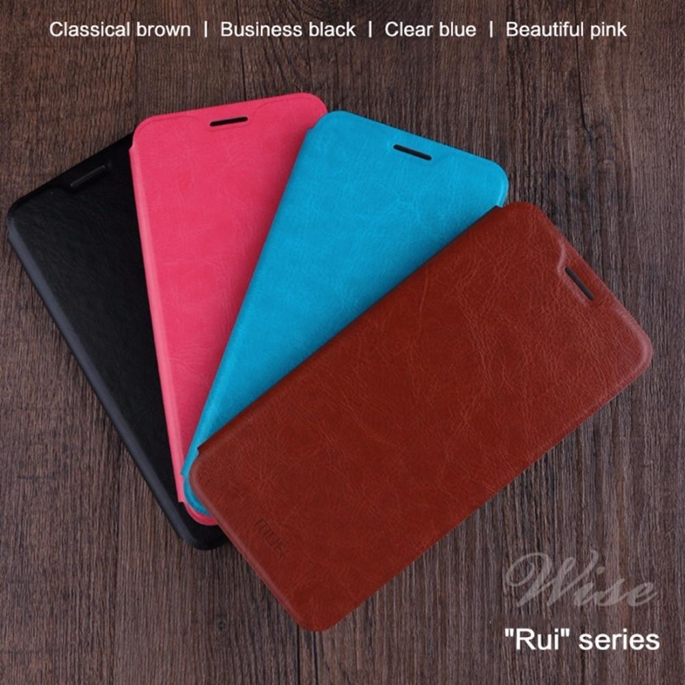 MOFI Leather Cases for Xiaomi Redmi 5 5Plus Smartphone Protective Back Cover for Redmi 5 for Redmi 5 Plus