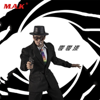 Chinese 007 Agent From Beijing With Love 1 6 Scale Male Movable Figure Model Doll Toys