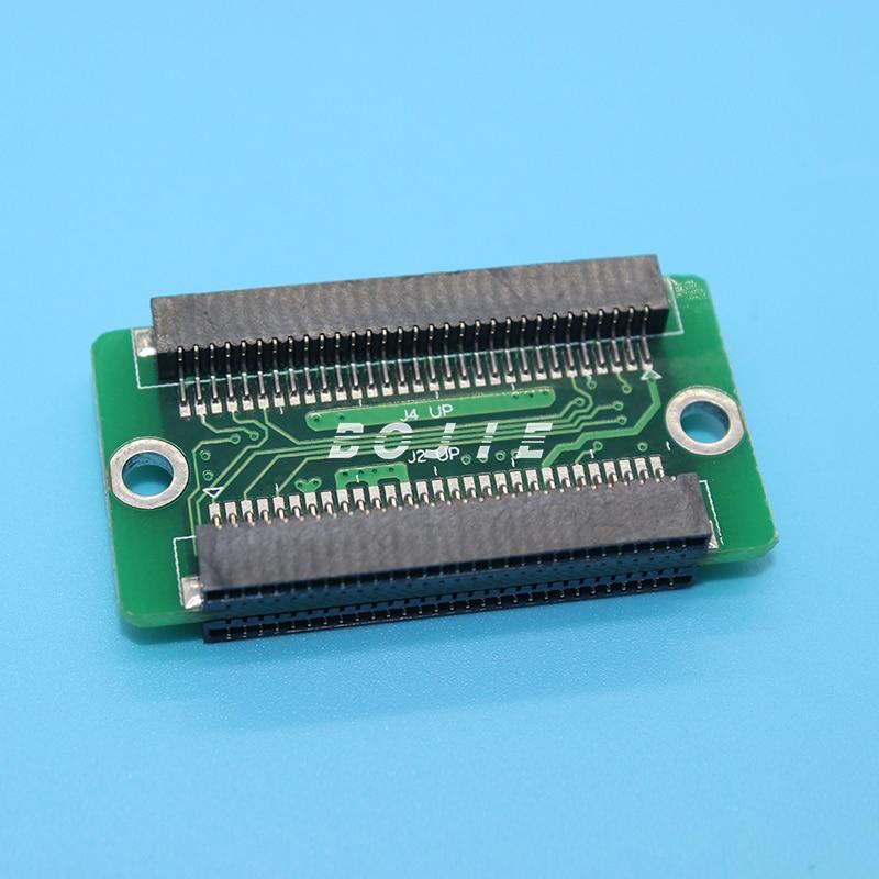 converter board for epson dx5 printhead to TX800 printhead transfer board