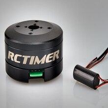 Rctimer 24N22P 4108 130T Brushless Gimbal Motor with Slip Ring for Camera Mount Gimbals GBM4108-SR