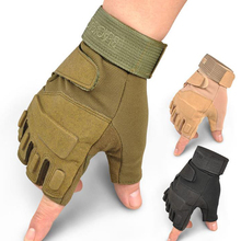 Gloves Cycling Half Finger  Sports MTB Bicycle Glove Mountaineering Fitness Protective for Men
