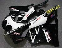 Лидер продаж, для Honda CBR250RR 1990 1991 1992 1993 1994 MC22 CBR250R 90 94 черный, белый цвет мотоциклетный обтекатель abs (литья под давлением)
