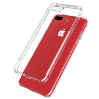 Ultra Thin Clear Transparent TPU Silicone Matte Case For IPhone 6 6S Case 6 7 Plus