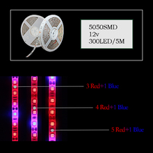 Full Spectrum LED Grow Light Bulb E27 Strip COB Chip Red Blue Fitolamp Phyto Lamps for Indooe Plants Seedings Flowers Growing