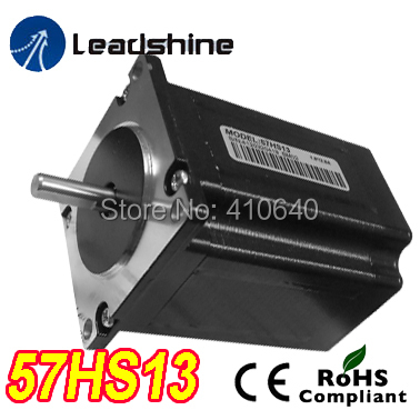 Free Shipping GENUINE Leadshine step motor 57HS13 High Performance 2 Phase NEMA 23 Hybrid Stepper Motor with 1 3 N m length 76mm in Stepper Motor from Home Improvement